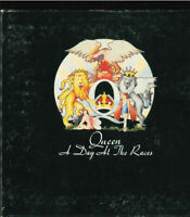 """QUEEN """"A Day At The Races"""" CD-Album (Cardboard Sleeve) Made in Japan"""
