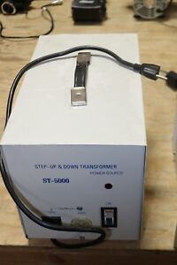 STEP UP & DOWN TRANSFORMER ST-5000