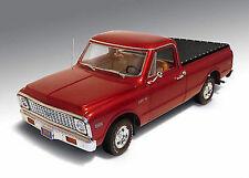 1:18 Highway 61 - 1972 Chevy C-10 Pick-Up Burgundy #50906