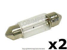 Land Rover (2003-2012) License Light Bulb (12V - 5W) OSRAM-SYLVANIA OEM