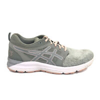 Asics Womens Gel Torrance Running Shoes Size 8 Stone Grey Pink Rose 1022A049