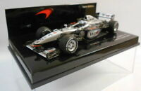 Minichamps F1 1/43 Scale - 630974310 McLAREN MERCEDES D.COULTHARD