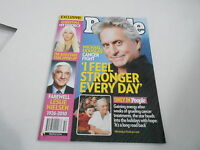 DEC 13 2010 PEOPLE magazine (NO LABEL) UNREAD - MICHAEL DOUGLAS cancer fight