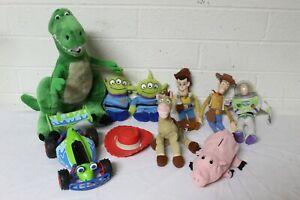 Disney Pixar Toy Story Woody, Buzz, Jesse, Bullseye, Rex, ECT -  VINTAGE figure