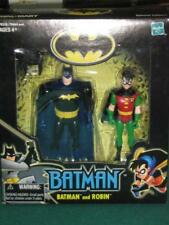 Batman & Robin Wal-Mart Special Edition Action Figure Box Set - 2001 Hasbro MIB