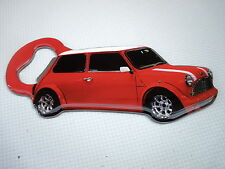 CLASSIC MINI MINI COOPER FRIDGE MAGNET / BOTTLE OPENER