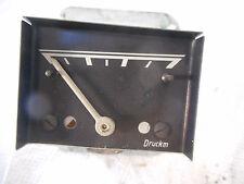 Mercedes Benz Ponton Oil Pressure Gauge OEM  Ölmanometer Öldruckmesser W121 W105