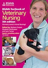 BSAVA Textbook of Veterinary Nursing (BSAVA British Small Animal Vet... NEW BOOK