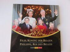 BELGIQUE - BELGIE BELGIUM 2014 Coffret BU 1 Cent à 2 Euro (tirage 83 000)