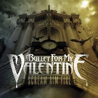 Bullet For My Valentine - Scream Aim Fire (2008) CD NEW