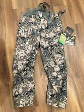 Sitka Coldfront Bib Pants Size Large ! New With Tags L Camo Gore Tex Waterproof