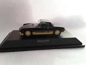 Porsche 914  2.0 Bumblebee * 1:43 Schuco 450370500