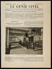1908, Chartres : Usine de clarification et d'ozonation des eaux