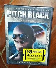 Pitch Black (Dvd, 2004, Widescreen Edition) Vin Diesel/Radha Mitchell!
