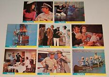 Phil Silvers Boatniks original 8 British photos Disney live action Robert Morse