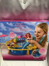 Disney Princess Ariel's Pool Party Playset