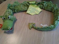 "Preowned Plush Dragon IKEA Minnen Drake Stuffed Toy 75"""