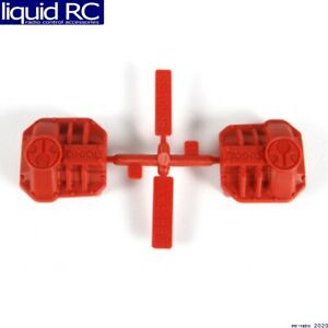 Axial Racing AX31589 AX31589 Differential Cover Red AR44 AX90059