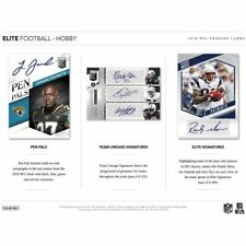 BALTIMORE RAVENS 2018 PANINI DONRUSS ELITE FOOTBALL 4 BOX 1/3 CASE BREAK #10