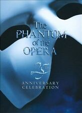 Phantom Of The Opera: 25th Anniversary Collection (4-CD + DVD Box Set) BRAND NEW