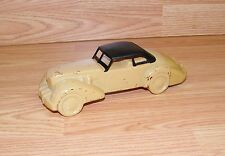 Genuine Vintage Avon Cord 37' Wild Country After Shave Car Decanter Only *Read*
