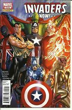 MARVEL INVADERS NOW! HARD COVER NEW & SEALED FREE SHIPPING