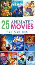 Disney Pixar Dvd Movies Lot :