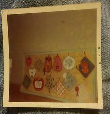 009 Vintage 1973 Photograph Kodak Sewing Display School Contest Craft Fair
