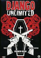 DJANGO UNLIMITED  4 DVD  COFANETTO  WESTERN