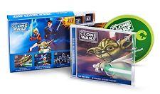 STAR WARS™ - THE CLONE WARS™ - FOLGE 1-3 - Hörspiel Boxset (3-CD)