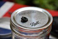 DIY Mason Jar FOOD GRADE Rubber Grommet Straw Seal Sipper Sippy Cup