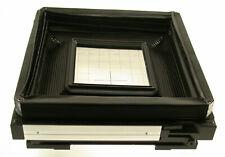 SINAR F P F2 P2 18x24 8x10 Rückteil back screen Einstellscheibe bellows Balgen