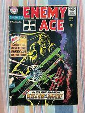 Showcase #57 Comic Book 4th App. Enemy Ace