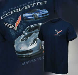 2015-2019 Corvette C7 Z06 A World Class Supercar Designed to Dominate T-Shirt