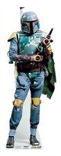 Boba Fett from Star Wars MINI Cardboard Cutout Stand Up Standee Bounty Hunter