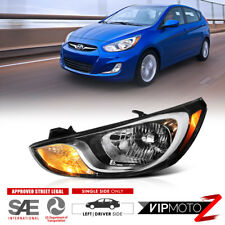 "For 2012-2014 Hyundai Accent ""Factory Style"" Driver Side Headlight Assembly LH"