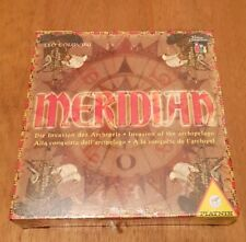 Meridian Strategy Board Game. New unopened copy with some box damage