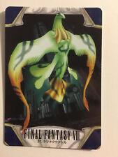Final Fantasy VIII Carddass 37