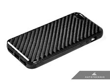 AUTOTECKNIC CARBON FIBER IPHONE 5 5S SOFT TPU COVER CASE - LIMITED QUANTITY SALE