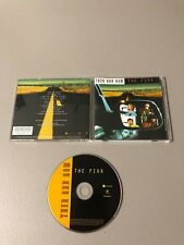 The Fixx Then and Now 2002 CD Rare OOP New Wave Pop Rock Sanctuary Records/CMC