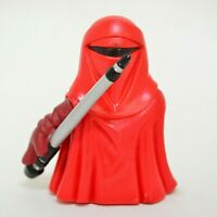 "Hasbro Star Wars Galactic Heroes Royal Guard Figure Red 2"" 2007 LFL"