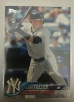 2018 Topps Series 1 Clint Frazier rookie card #7  - New York Yankees     NM-MT