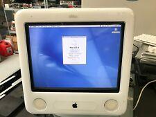 Apple All-in-One PC eMac PowerMac 4.4 A1002 PowerPC G4 / 700 EMC No. 1955