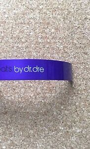 Replacement Top Headband for Dr Dre Beats Solo HD Headphones. Glossy Purple. UK