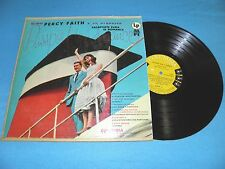 Percy Faith Y Orquesta - Pasaporte Para El Romance - RARE 196? Uruguay LP 6 Eye