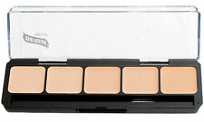 Graftobian HD Glamour Creme Palette, Neutral #2, All Skin Types, Cruelty Free