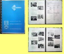 REPARATURHANDBUCH MOTOR IFA W50 W 50 ZT300 ZT303 ZT323 FORTSCHRITT E512 E514