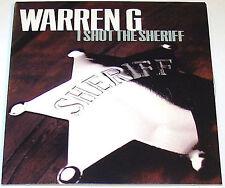"WARREN  G ~ ""I SHOT THE SHERIFF"" ~ 3-Track EP CD Single ~  Bob Marley Cover"
