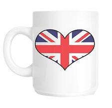 LOVE Gran Bretagna Union Jack Tazza Regalo