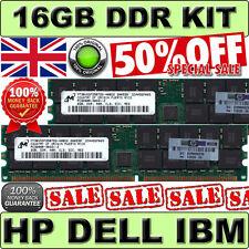 JOB LOT 16GB PC3200 ECC SERVER RAM KIT HP Proliant 379300-B21 KIT 8x 2GB PC3200R